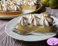Crostata al Limone Meringata – senza Burro e Glutine