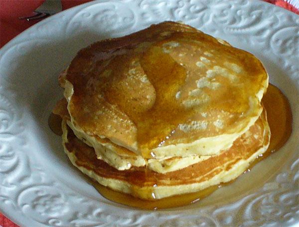 Pancakes  dolci americani