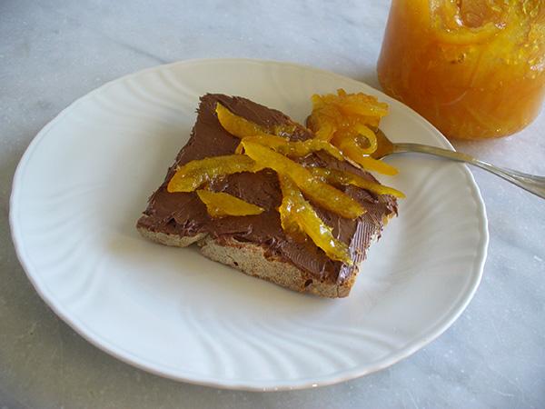 Marmellata di arance, ricetta di Castelcivita