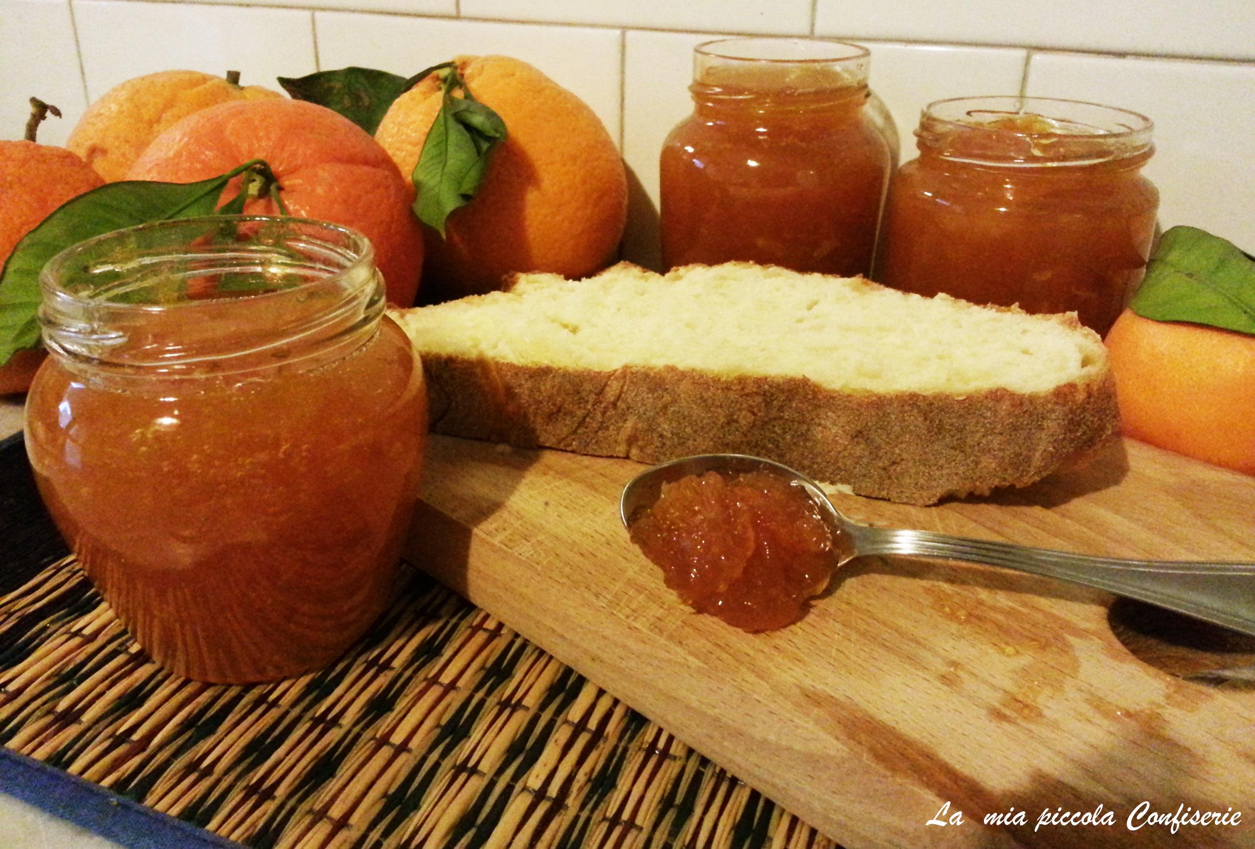 Marmellata di arance (sicilianissime)