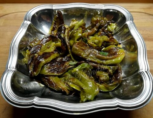 Peperoni cornetti alla salentina
