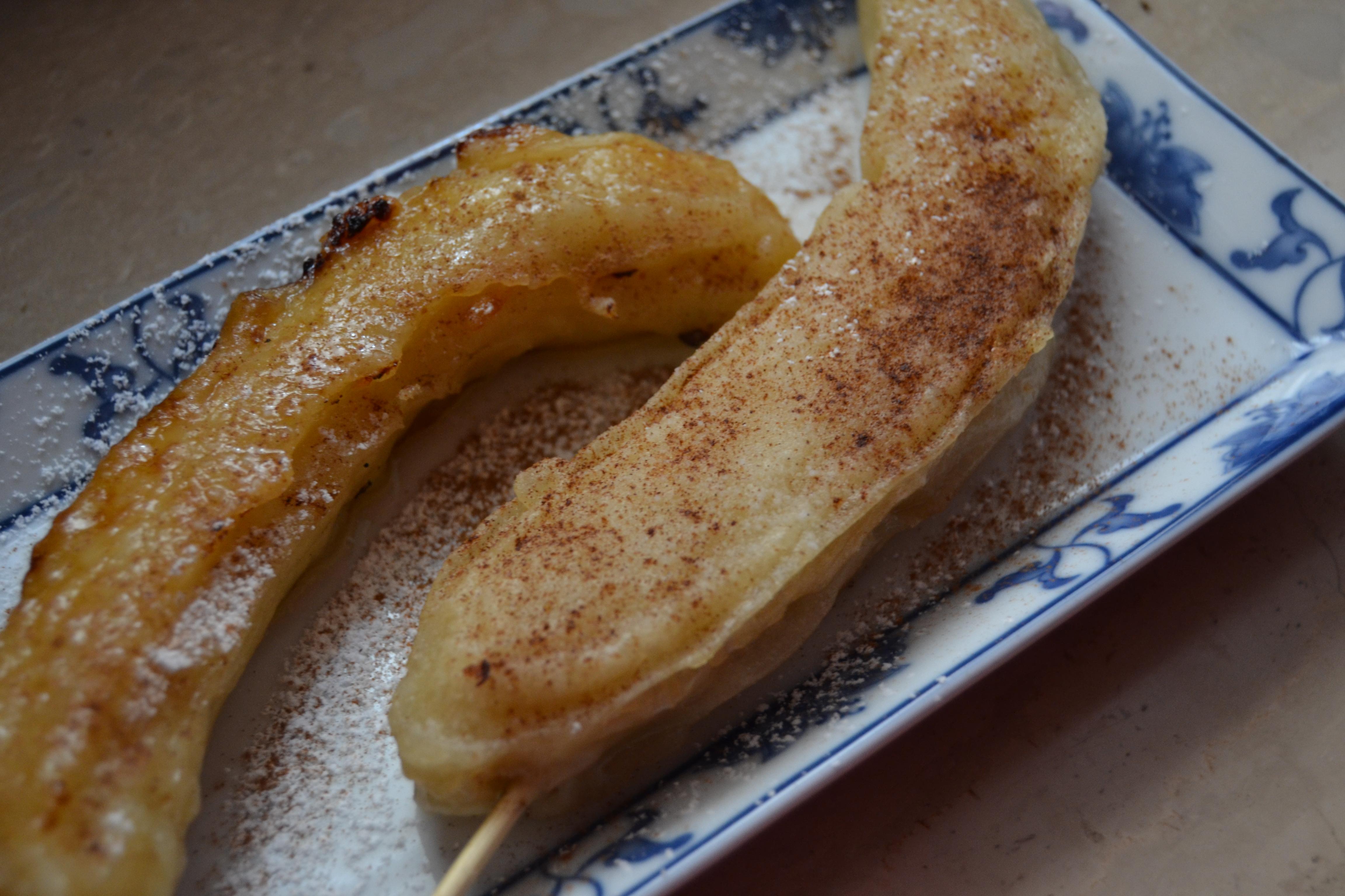 Banane dolci fritte