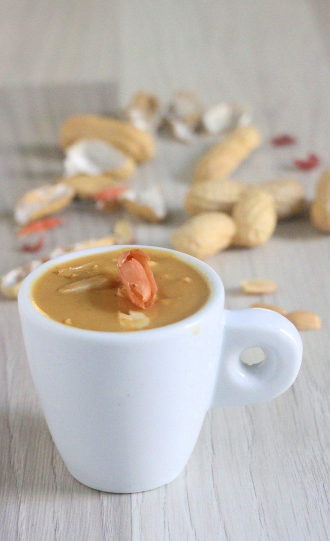 Crema spalmabile di arachidi