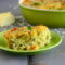 Timballo di riso e zucchine