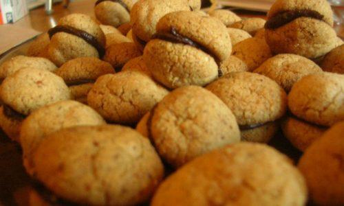Baci di dama | Biscotti piemontesi