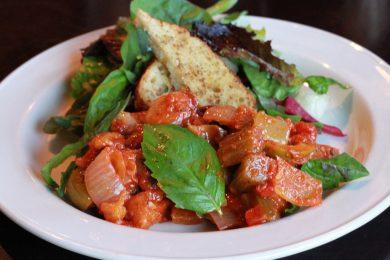 Caponata | Contorno di verdure siciliano