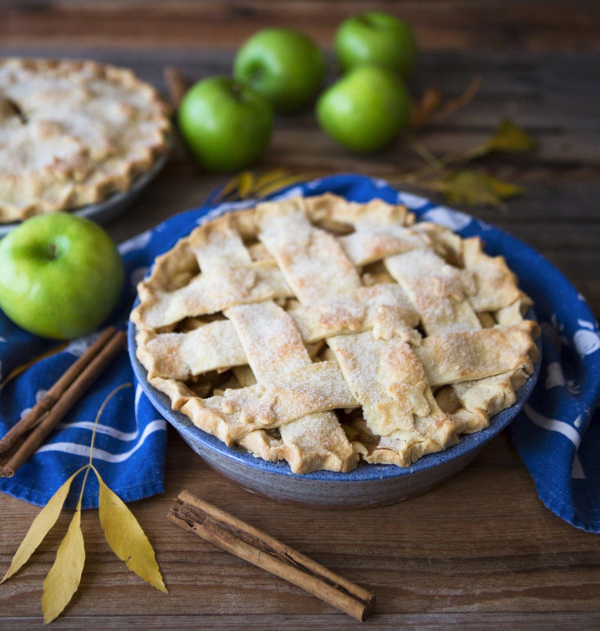 Apple pie Ricetta dolce americano -
