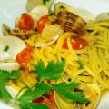Spaghetti alle vongole Ricetta pasta napoletana