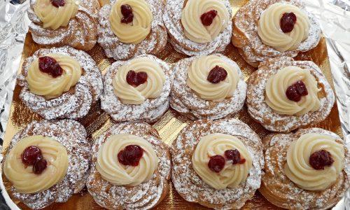 Zeppole di San Giuseppe | Dolce per la festa del papà