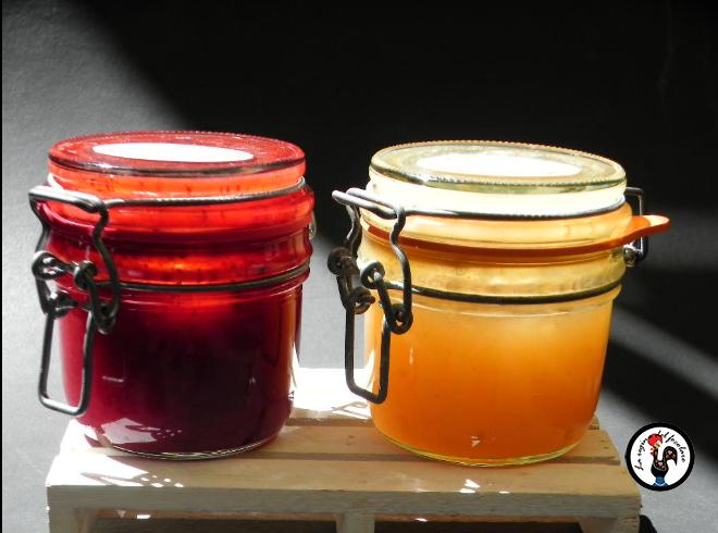 marmellate aromatizzate fatte in casa