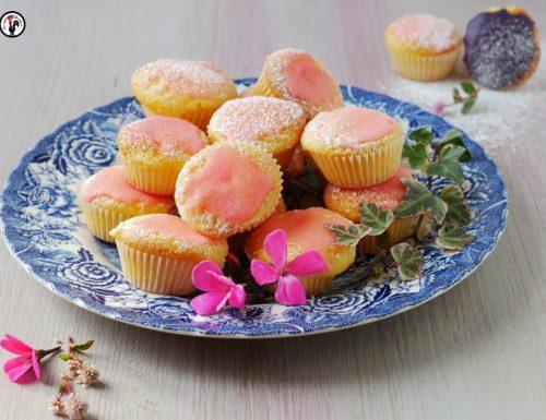 Mini tortine al profumo di rosa
