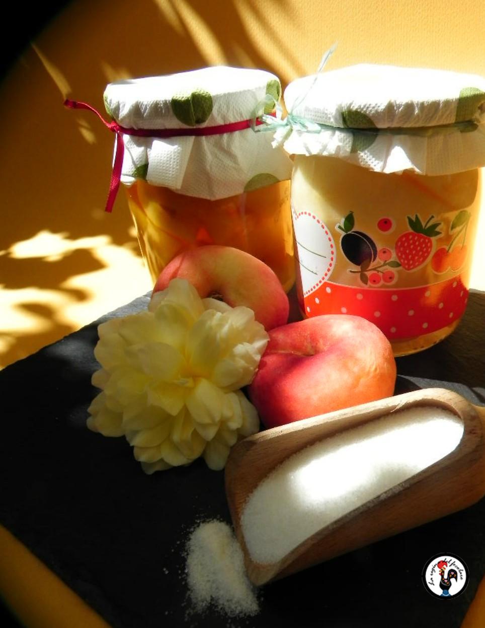 Frutta sciroppata, una ricetta antica