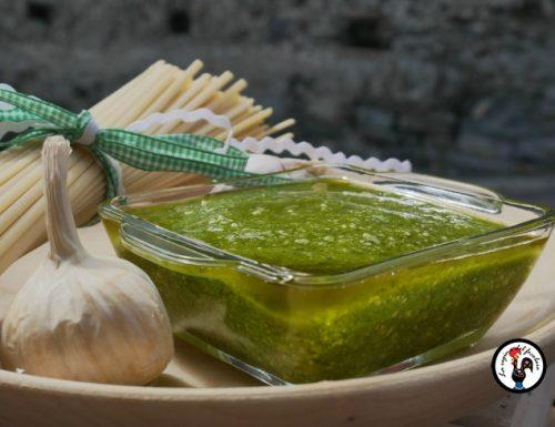 La ricetta del pesto genovese