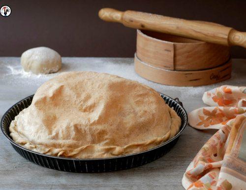 Torta di bietole genovese – Ricetta tradizionale con prescinseua