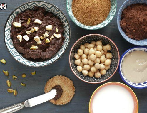 Hummus di ceci al cioccolato – Ricetta vegana golosa