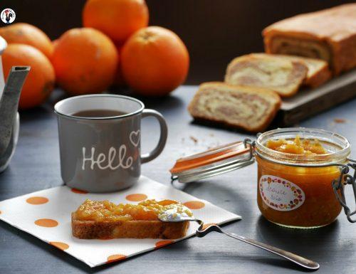 Marmellata di arance biologiche – Ricetta con meno zucchero