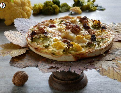 Quiche broccoli e caprino – Ricetta golosa