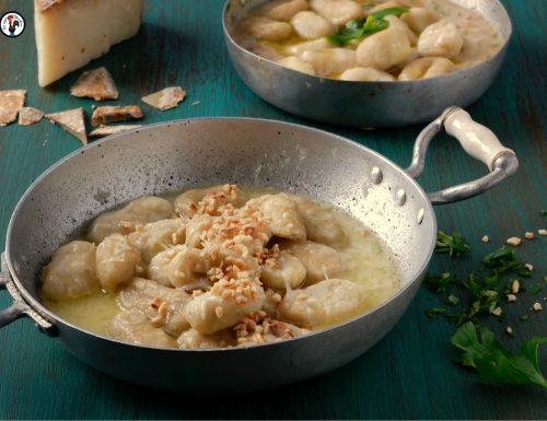 Gnocchi di patate e sedano rapa – E due sughi in abbinamento
