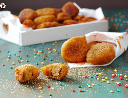 Frittelle di patate dolci – Ricetta vegana di carnevale