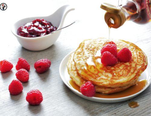 La ricetta dei pancake americani