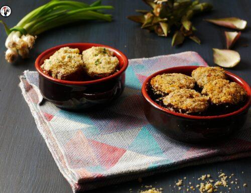 Carciofi ripieni: ricetta alla siciliana