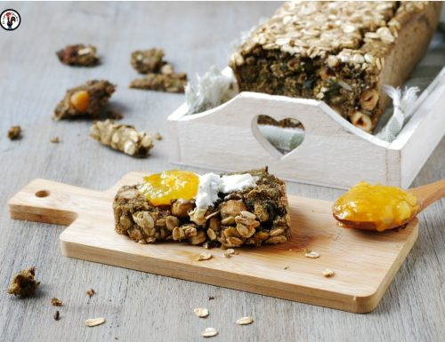 Pane proteico ai semi – Ricetta con nocciole intere