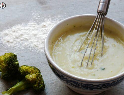Besciamella light: come preparare la besciamella senza né latte né burro