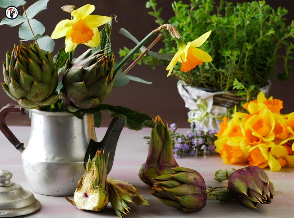 I carciofi, tante idee per cucinarli