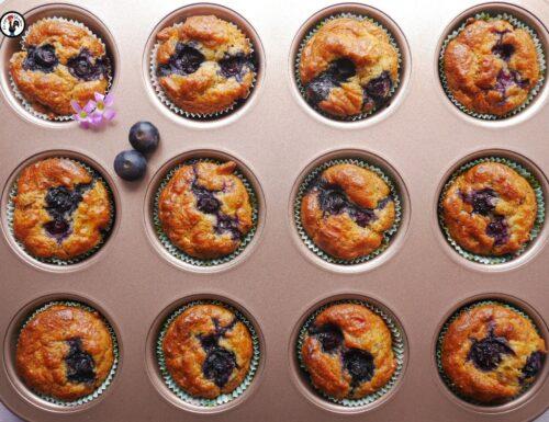 Muffin mortadella e mirtilli – Ricetta e dosi per tante persone