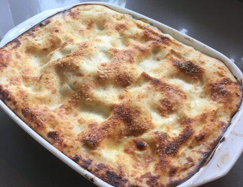 Lasagnette di verdure