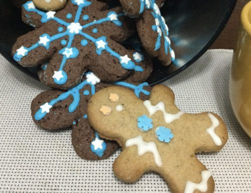 Biscotti Pan di Zenzero mix 6 spezie