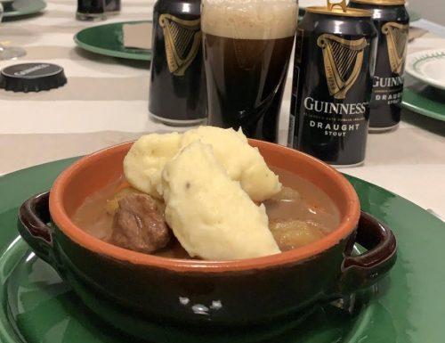 Stufato alla birra Guinness