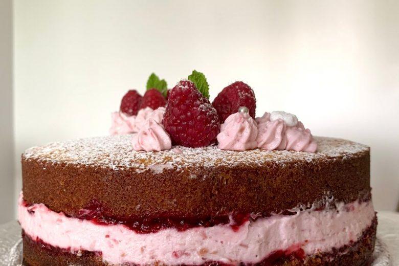 Torta Victoria Sponge