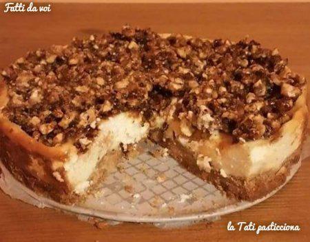 pizap.com lorella barisone torte della nonna cheesecake