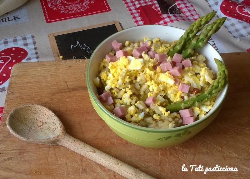 risotto asparagi FOTO BLOG 2