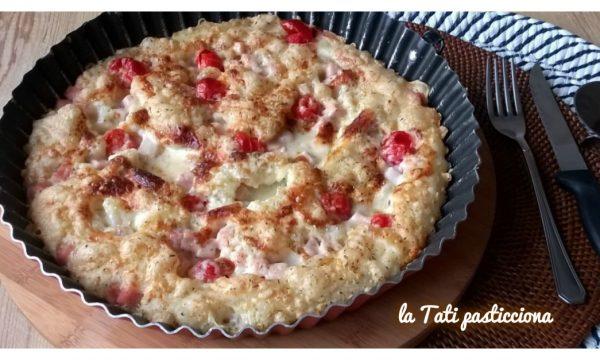 Pizza a lunga lievitazione con lievito madre