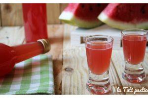 Cocomerello – liquore al cocomero fatto in casa