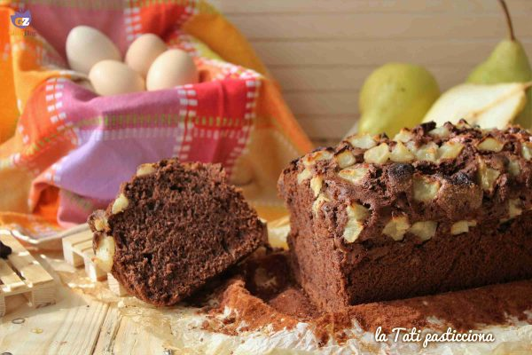 PLUMCAKE CIOCCOLATO E PERE foto blog1_compressed