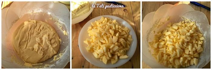 torta di mele senza zucchero 2