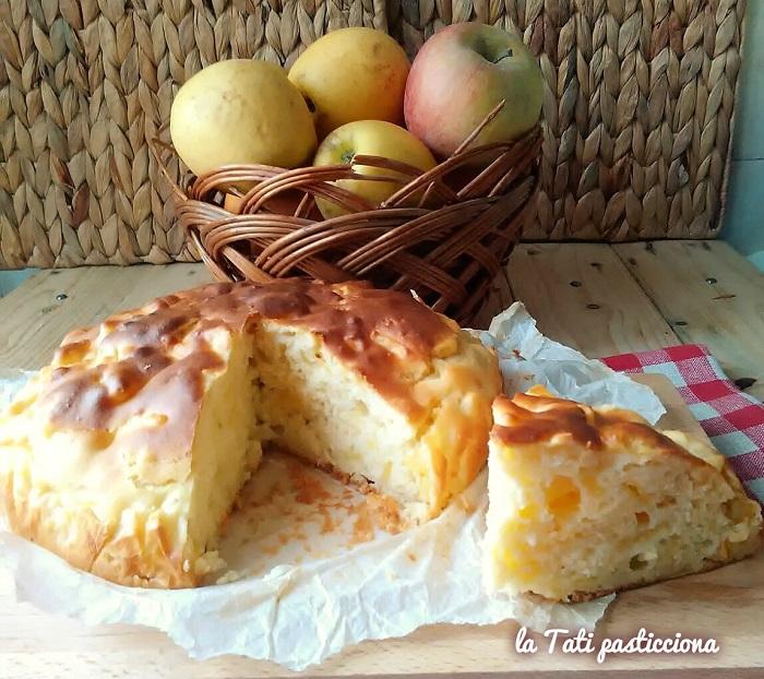 torta di mele senza zucchero FOTO BLOG1comp