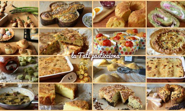 Raccolta ricette per Pasqua