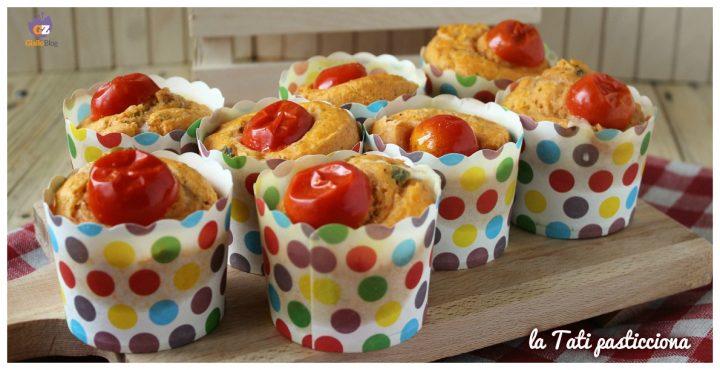 muffin alla pizzaiola IMMAGINE IN EVIDENZA
