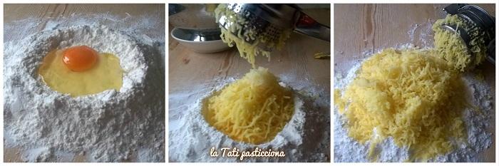 gnocchi di patate e rucola 1