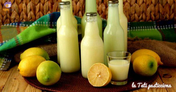 crema di limoncello fatta in casa IMMAGINE IN EVIDENZAok