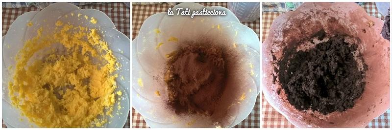 dolce cioccolatoso senza farina 2