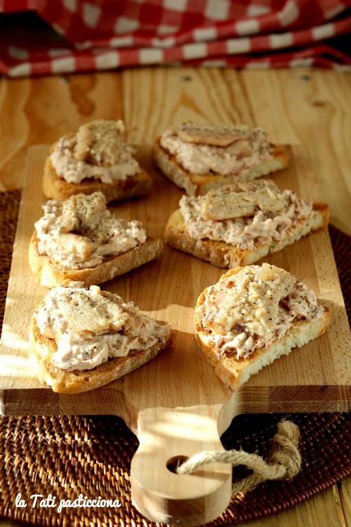 bruschette sardine ricotta e pomodori FOTO BLOG 1