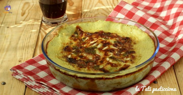 lasagne al pesto IMMAGINE IN EVIDENZA