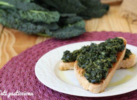 Bruschetta di cavolo nero – ricetta tipica toscana