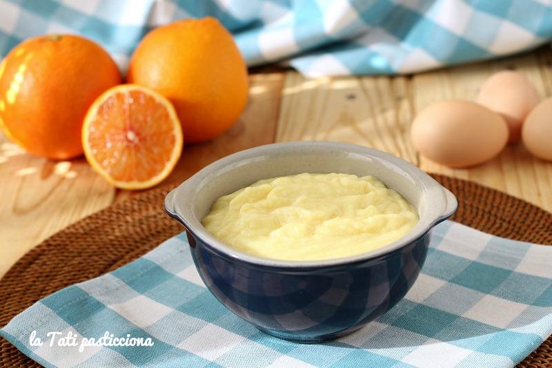 crema pasticcera velocissima all'arancia FOTO BLOG 2.2