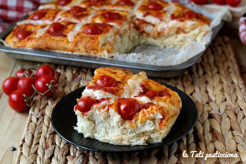 focaccia trapuntata alla pizzaiola FOTO BLOG 2